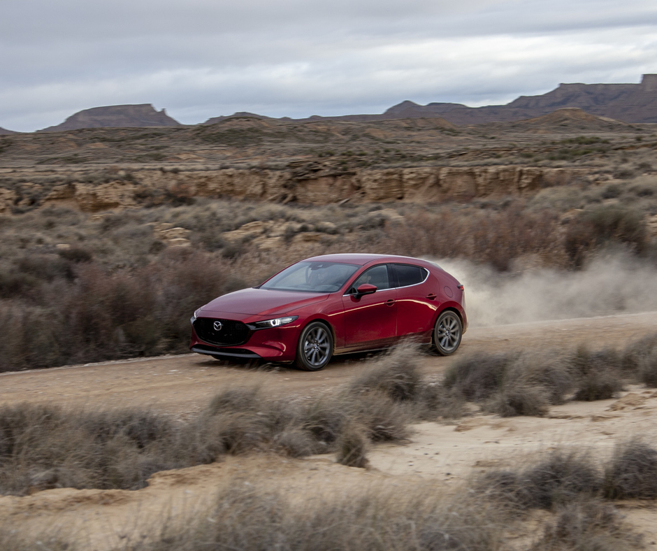 2019_M3 HB_BIP 4_All new Mazda3_Launch_Campaign_SOM_Ongoing_Known Bys_0612_FB